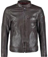 Strellson Sportswear ANVERS Lederjacke brown
