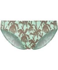 Beach Panties IPANEMA BikiniHose palmtree/green