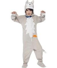 Dětský kostým Kočka Battersea Pro věk (roků) 3-4