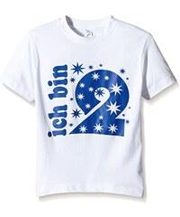 Coole-Fun-T-Shirts Mädchen T-Shirt Ich Bin 2 Jahre !