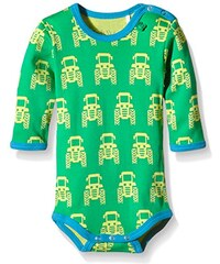 Fred's World by Green Cotton Baby - Jungen Body Tractor L/sl Body