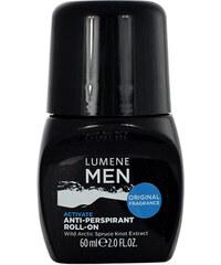 Lumene Men Activate Anti-Perspirant Roll-On 60ml Pánská tělová kosmetika M Pro ochranu proti pocení