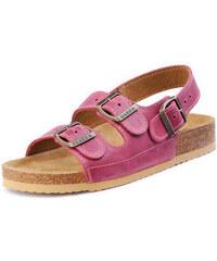 Barea Pánské růžové sandály 046462