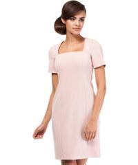 379c6ae7ce9 Růžové elegantní šaty prémiových značek - Glami.cz