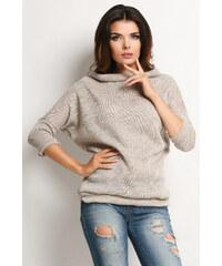 Awama Béžový svetr A121