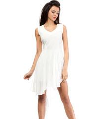 Smetanové šaty MOE 200