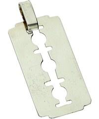 Goldstore Stříbrný přívěsek tvar žiletka