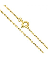 Goldstore Zlatý jemný řetízek ankr