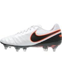Nike Performance TIEMPO LEGEND VI SGPRO Fußballschuh Stollen pure platinum/black/hyper orange