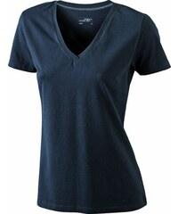 James & Nicholson Damen T-Shirt Ladies Stretch V