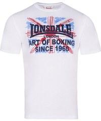 Lonsdale Herren Langarmshirt T-Shirt Trägerhemd Kingham