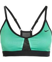 Nike Performance PRO INDY SportBH spring leaf/black