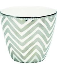 Green Gate Mini latte cup Ziggy silver