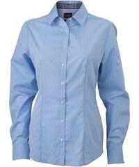 cae648d8968 Blankytně modré dámské košile - Glami.cz