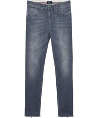 GANT Jean En Denim Gris Court Kate - Grey Worn In