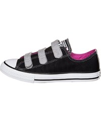 Converse CHUCK TAYLOR ALL STAR 3V OX Sneaker low black/plasticpink/dolphin