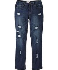 Sheego Denim Jeans Die Gerade