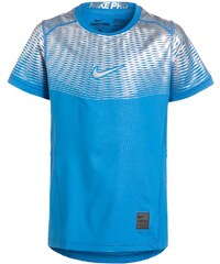 Nike Performance PRO HYPERCOOL MAX Funktionsshirt bleu clair / argenté
