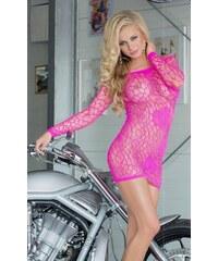SOFTLINE COLLECTION Erotické šaty Sweetheart růžové