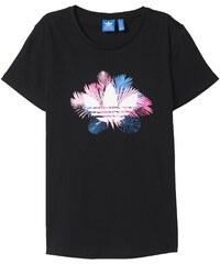 Barevné dámské květované tričko adidas Originals - Glami.cz b850afd151e