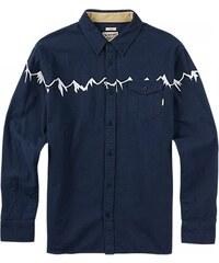 Košile Burton Farrel dress blues mountain range stripe 2015/16
