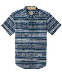 Košile Burton Glade indigo yarny 2015/16