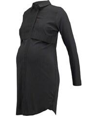 Topshop Maternity Blusenkleid black