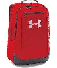 Under Armour HUSTLE BACKPACK LDWR červená OSFA