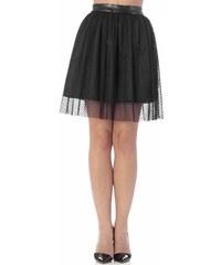Giancarlo Bassi Dámská sukně FW2-4203_black