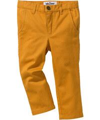 John Baner JEANSWEAR Chino, T. 80-134 orange enfant - bonprix