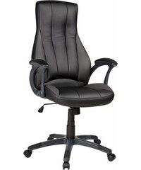 DUO Collection Chefsessel Shell Duocollection schwarz