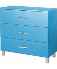 INOSIGN Kommode Breite 98 cm blau