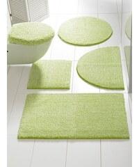 Heine Home Badgarnitur grün Set: Deckelbezug ca.47/50cm+ca.45/50cm, m. Ausschnitt,Set: Deckelbezug ca.47/50cm+ca.45/50cm, o. Ausschnitt,ca. 45/50 cm,ca. 50/80 cm, halbrund,ca. 50/90 cm,ca. 60/100 cm,c
