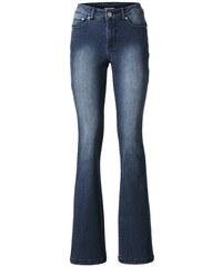 Damen Bodyform-Bootcut-Jeans ASHLEY BROOKE by Heine blau 17,18,19,20,21,22,23,24,25,26