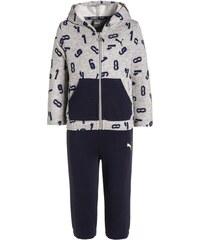 Puma STYLE Trainingsanzug light gray heather