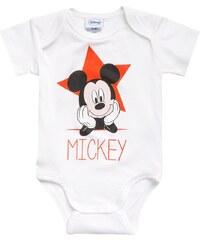 Disney MICKEY MOUSE Body weiß
