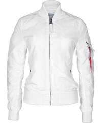 Alpha Industries Ma-1 Tt W blouson white