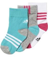 adidas Ponožky Dětské Lot de 3 Paires de Chaussettes Basses adidas