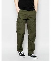 Carhartt WIP - Aviation - Pantalon cargo - Vert