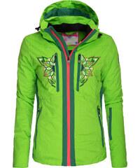 Zimní bunda dámská NORDBLANC Pomposity - NBWJL5321 CPZ