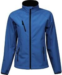 Dámská bunda Softshell Performance - Královská modrá S