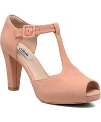 SALE - 40% - Clarks - Kendra Flower - Pumps für Damen / rosa