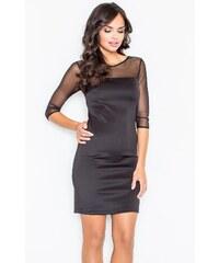 Dámské šaty Figl 237, černá