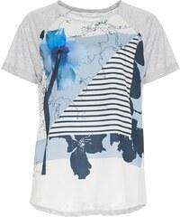 OPUS T Shirt mit Print Salia