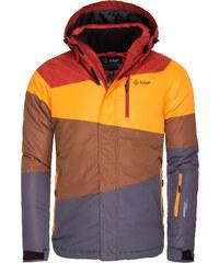 Zimní bunda pánská Kilpi KALLY-M BRN