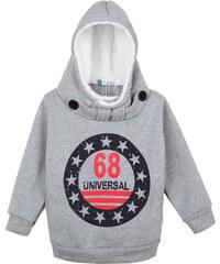 Lesara Kinder-Kapuzensweater mit Print - 110