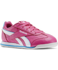 Reebok Dívčí tenisky Royal Attack - růžové