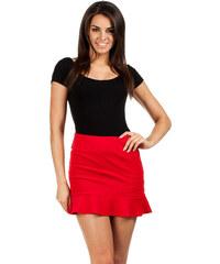 b4cd0303ac4 Červené elegantní sukně - Glami.cz