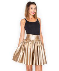 Katrus Zlatá sukně K326
