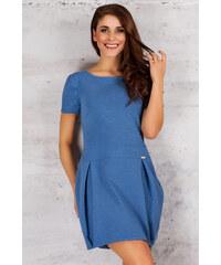 Infinite You Modré šaty M059